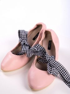 Tanie balerinki