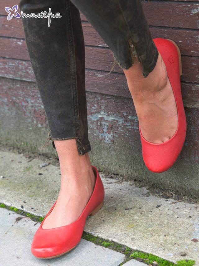 Buty balerinki – wygodne buty na każdą okazję