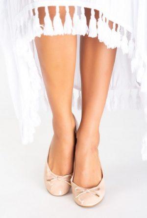 eleganckie baleriny do sukienki